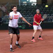 Mit Thiem ist das Davis-Cup-Team haushoher Favorit