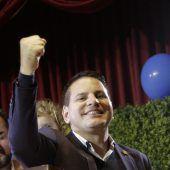 Alvarado bei Wahl in Costa Rica in Führung