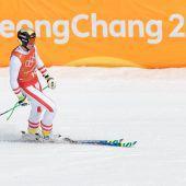 Mit 37 Jahren noch eine olympische Premiere