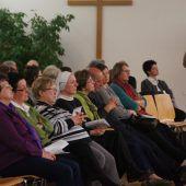 Glaubensforum mit Hildegard Aepli
