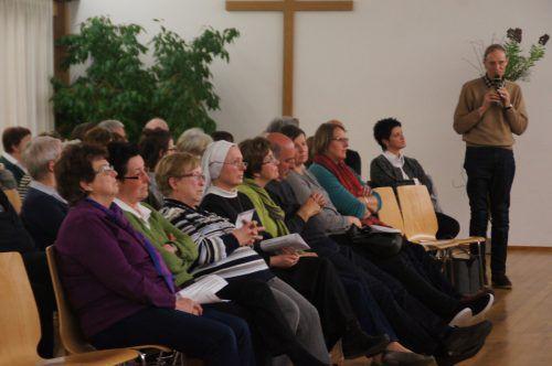 Der zweite Abend des Glaubensforums Leiblachtal findet am Freitag statt. bms