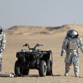 Der Mars liegt im Oman