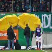 Harte Strafen gegen Rapid Wien