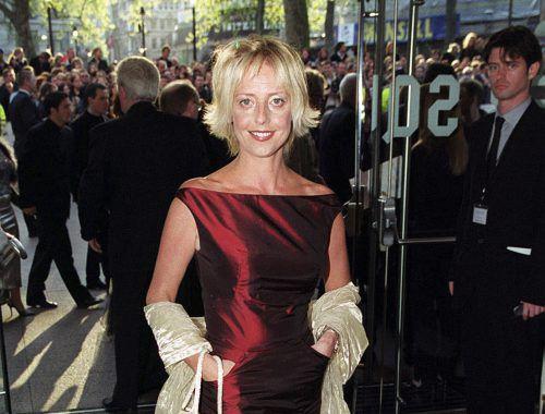 Die britische Schauspielerin Emma Chambers wurde nur 53 Jahre alt. AP