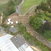 Tausende nach Zyklon Gita von Außenwelt abgeschnitten