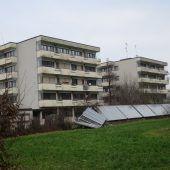 Neue Wohnungen für Stadtbedienstete