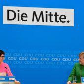 Weichenstellung für die Zukunft der CDU