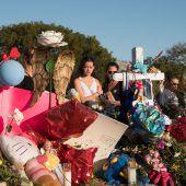Schüler und Lehrer kehren nach Massaker an Schule zurück