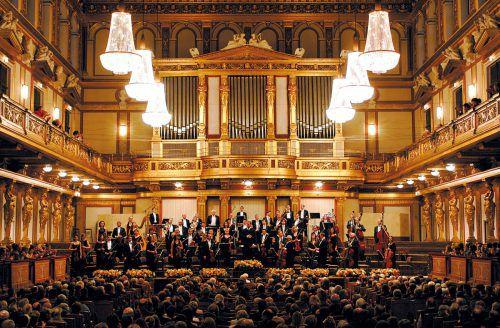 Die Strauß-Gala sprüht nur so vor österreichischem Schmäh und Operettencharme und zählt zu den erfolgreichsten Klassiktourneen.MUSIKVEREIN WIEN