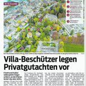 Villa Freudeck wird abgerissen