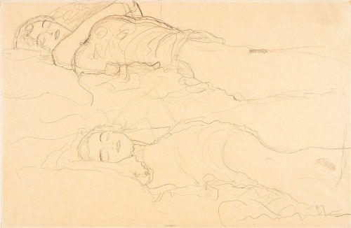 Die Zeichnung ist Teil eines aus vier Werken bestehenden Kunstschatzes, der seit Jahrzehnten unauffindbar ist. Reinhard Haider