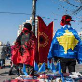 Trüber Jahrestag für Kosovo