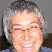 Emsbachinnen: Dr. Eva Häfele erläutert das Frauenvolksbegehren