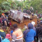 Erdbeben tötet Dutzende Menschen in Papua-Neuguinea