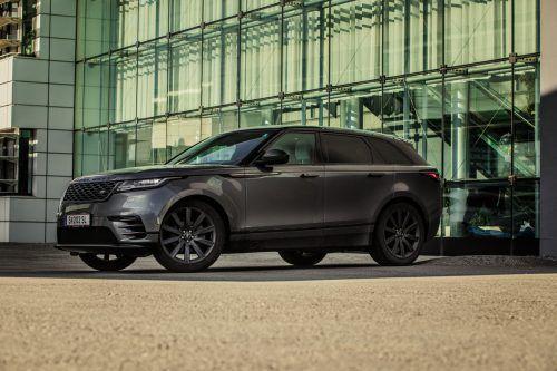 Ein Auto für Designfreunde: Reduziert auf das Wesentliche gefällt der Range Rover Velar auf Anhieb.vn/Steurer