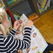 Leseanimation für die Kleinsten in Altach