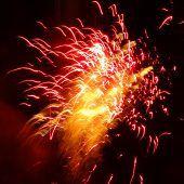 Feinstaubbelastung durch Pyrotechnik am Funkensonntag