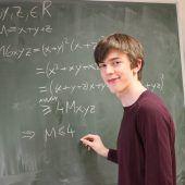 Mathe-Genie aus dem Oberland