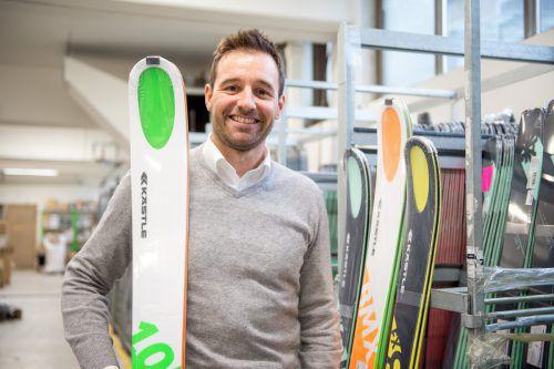 Bernd Knünz, der auch Anteile an Kästle besitzt, verlässt den Skihersteller. VN/Rhomberg