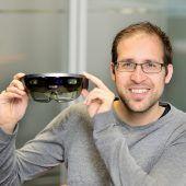 Die virtuelle Zukunft schon heute im Auge