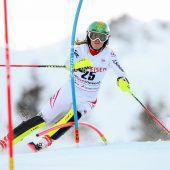 Eine, die ihre eigene Skigeschichte schreibt