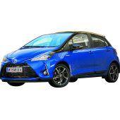 Hybridantrieb bei Kleinwagen