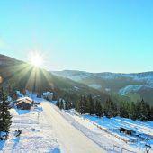 Tschechien im Winter