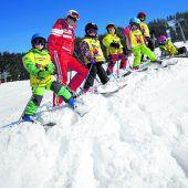Skispaß für die Pistenflöhe