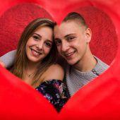 Zum heutigen Valentinstag erzählen Vorarlberger Paare von ihrer Liebe. A6