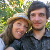 Valentinstag nach der Arbeit Johanna Leonfellner und David Witwer feiern erst am Abend
