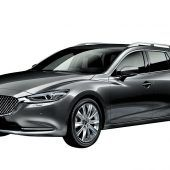 Mazda6 in neuem Outfit