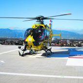 Landeplatz auf Stadtspital ab heute offen