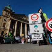Dieselurteil: Deutsches Gericht hält Fahrverbote in Städten für zulässig. D2