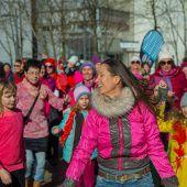 Flashmob gegen Gewalt