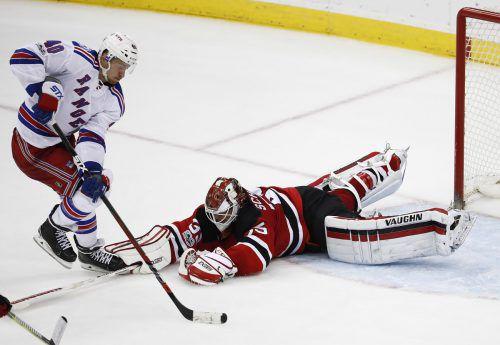 Für den Rest der Saison geht Michael Grabner für die New Jersey Devils auf Torjagd.ap