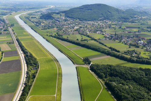 Das Großprojekt Rhesi dürfte wohl noch länger für politische Diskussionen dies- und jenseits des Rheins sorgen. rhesi