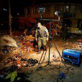 Acht Tote durch Gasexplosion bei Karnevalsumzug in Bolivien