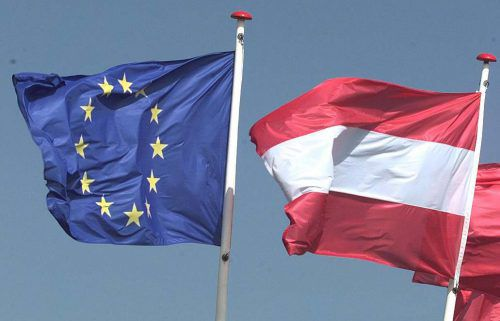 Gelegentlich beherrscht Sturm das Verhältnis zwischen der EU und Österreich. MM