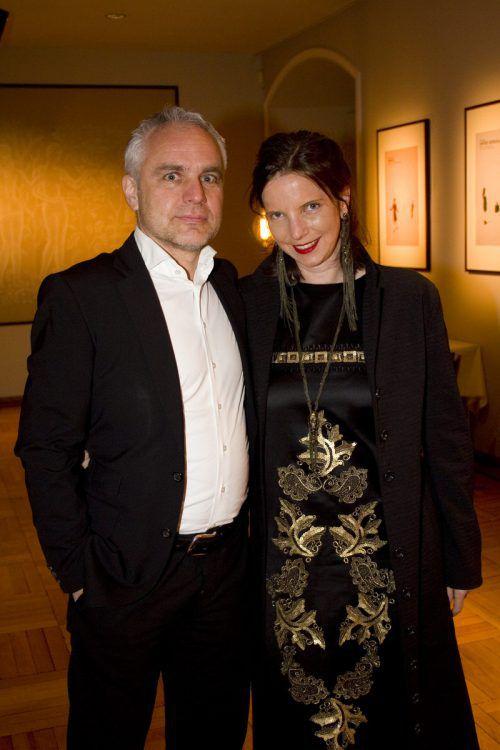 Gerda und Manfred Schnetzer (SOV-Vorstand) erfreuten sich an Donizettis Musik.