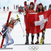 Die goldenen Schwestern aus der Schweiz
