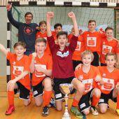 Nüziders holt Futsal-Titel