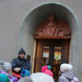 Mittelalterliches Feldkirch Thema von Kinderführung