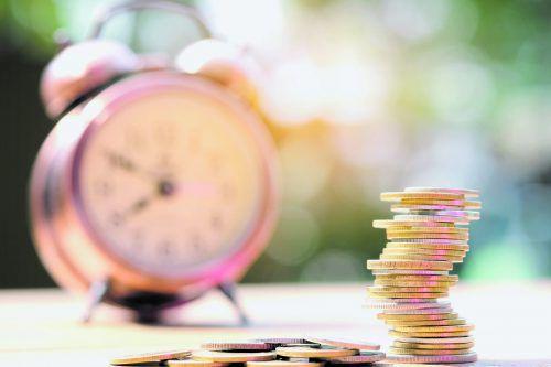 Grundsteuerbeträge über 75 Euro werden mit 15. Februar vierteljährlich eingehoben.