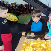 Kindercafé im Kesselhaus