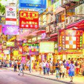 Karaoke, Shopping und Kultur