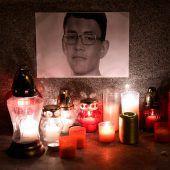 Bestürzung nach Journalistenmord