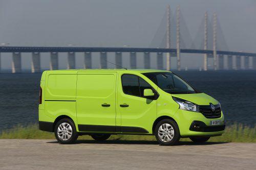 In der Kastenwagen-Ausführung ist der Renault Trafic die Basis für ein breites und flexibles Angebot an Auf- sowie Umbau-Varianten.