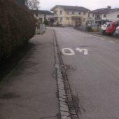 Koblach investiert in Straßensanierungen