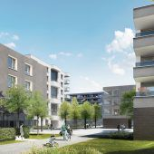 Nächste Bauphase bei Illufer-Quartier