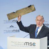 Israel und Iran streiten auf offener Bühne